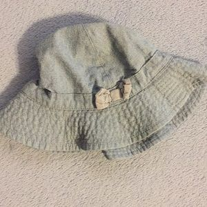 Carters denim sunhat
